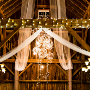 Grapevine Barn Chandelier