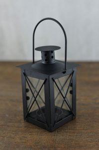 Small Black Lantern