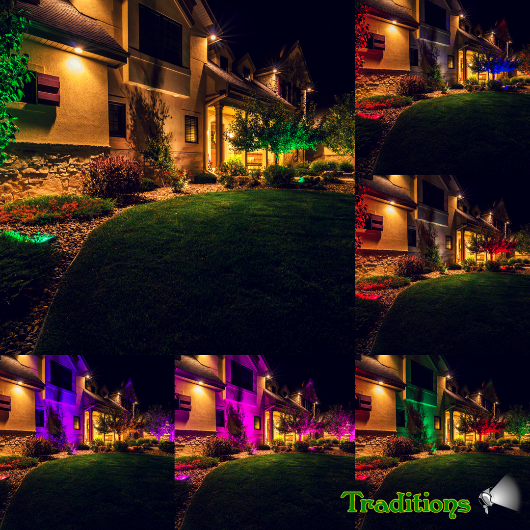 Adding color fx vs kichler landscape lights fx and kichler both are top of the line in terms of quality and durability but there are differences in what each brand of fixture aloadofball Choice Image