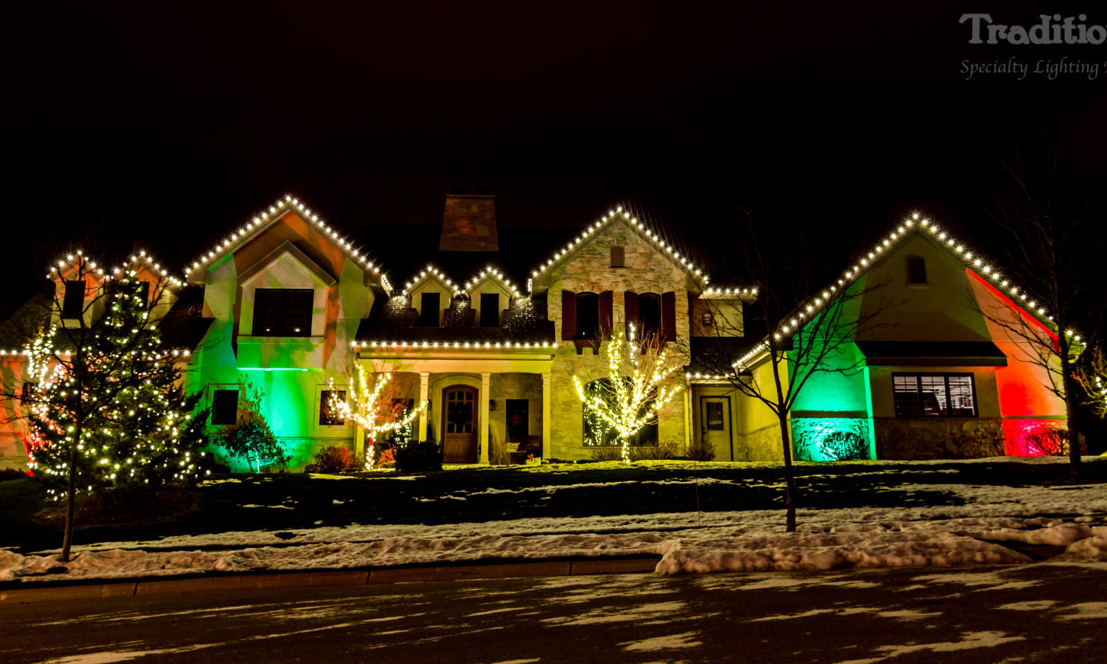 Is your home holiday light ready traditions for Christmas lights for house exterior