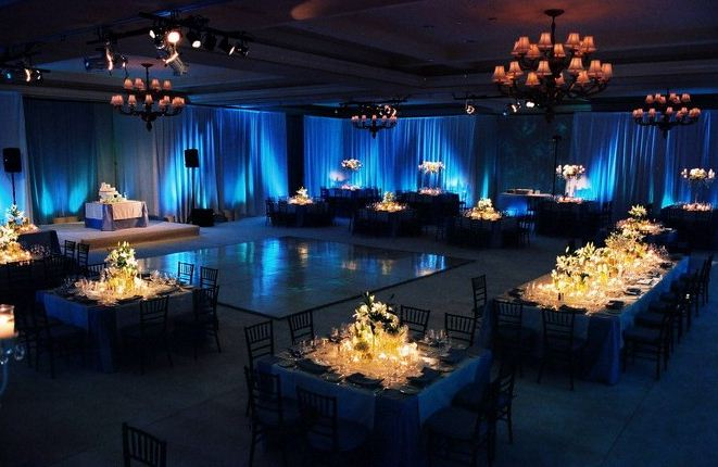 Things lighting can do for your wedding traditions